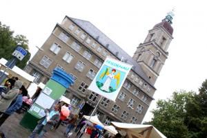Friedenautag auf dem Breslauer Platz
