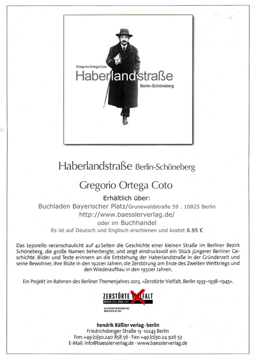 Haberlandstraße Berlin-Schöneberg
