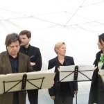 Geigen der Berliner Philharmoniker