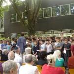 Chor der Grundschule
