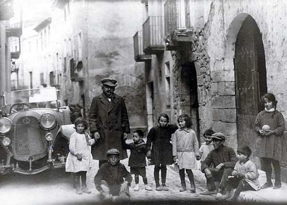 Einstein und Spanien