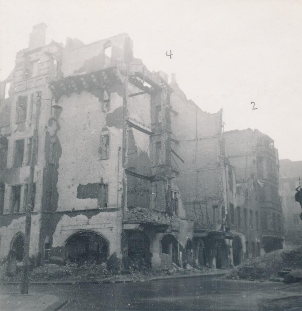 Nach dem Krieg