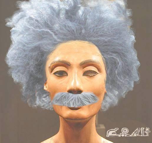 I am Einstein