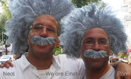 We are Einstein