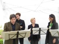 Violinisten der Berliner Philharmoniker