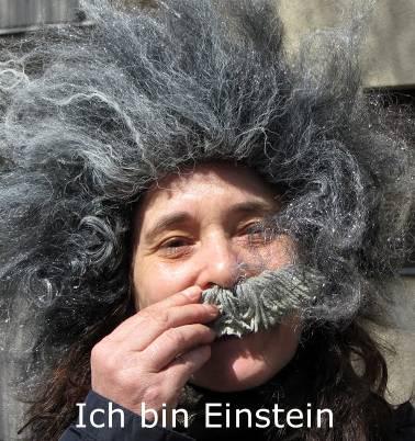 Je suis Einstein