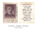 Zucker aus Israel